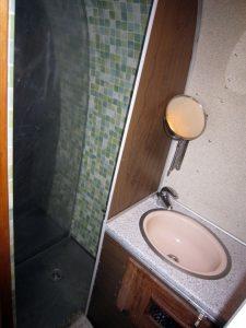 Belrepayre retro camping OL57 salle de bain