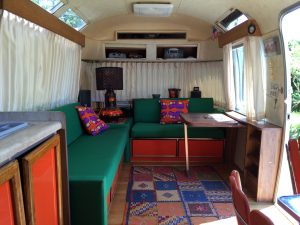 belrepayre vintage glamping south west france summer suite living room