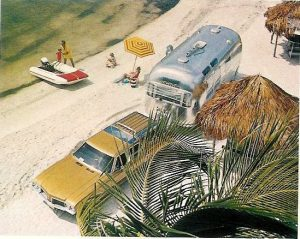 airstream on the beach original publicity