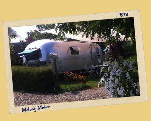 Belrepayre airstream tradewind melody maker a louer