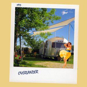Belrepayre Airstream Overlander vintage a louer