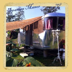 Belrepayre Spartan Manor 1947 vintage a louer