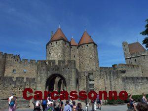 carcassonne near belrepayre