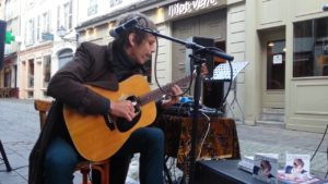 blues electronic blues folk rock jazz Czech Republic in Belrepayre