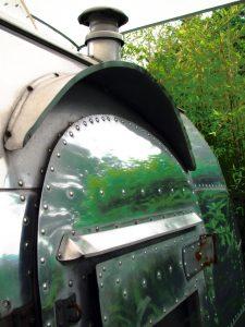 belrepayre retro camping ariege silver streak clipper la porte