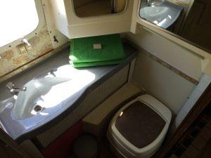 belrepayre airstream retro trailer park salle de bain summer suite
