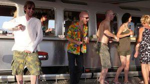 belrepayre airstream retro campsite smiley and miranda party