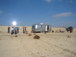 belrepyre airstream rent in the desert south of spain