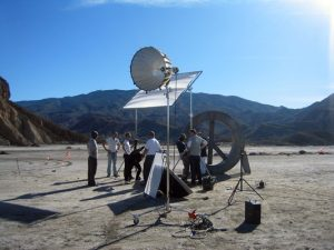 shooting desert of tabernas south of spain