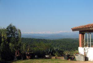 belrepayre fantastic view of the pyrenees