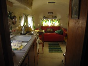 restauration interieure airstream