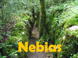 labyrinthe naturel de Nebiass